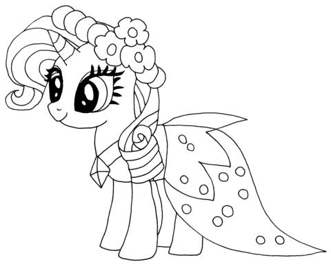 princess rarity orino x kazama 2 oc x canon commission by batusawa on princess rarity