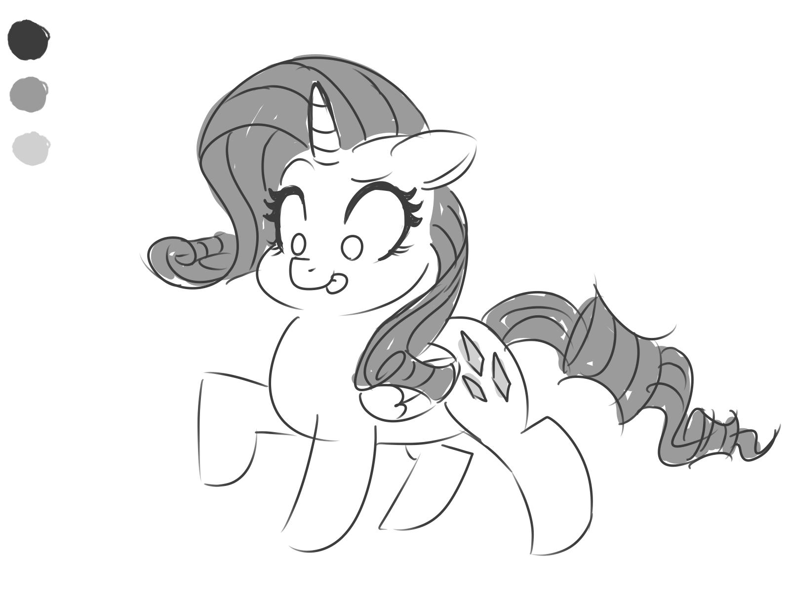 princess rarity princess rarity my little pony coloring page målarbilder princess rarity