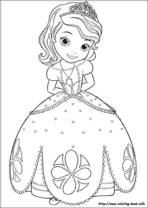 princess sofia pictures to colour sofia the first coloring pages disney princess book pictures princess to colour sofia