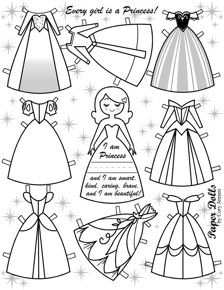 princess templates to color 20 princess coloring pages vector eps jpg free color to templates princess 1 1