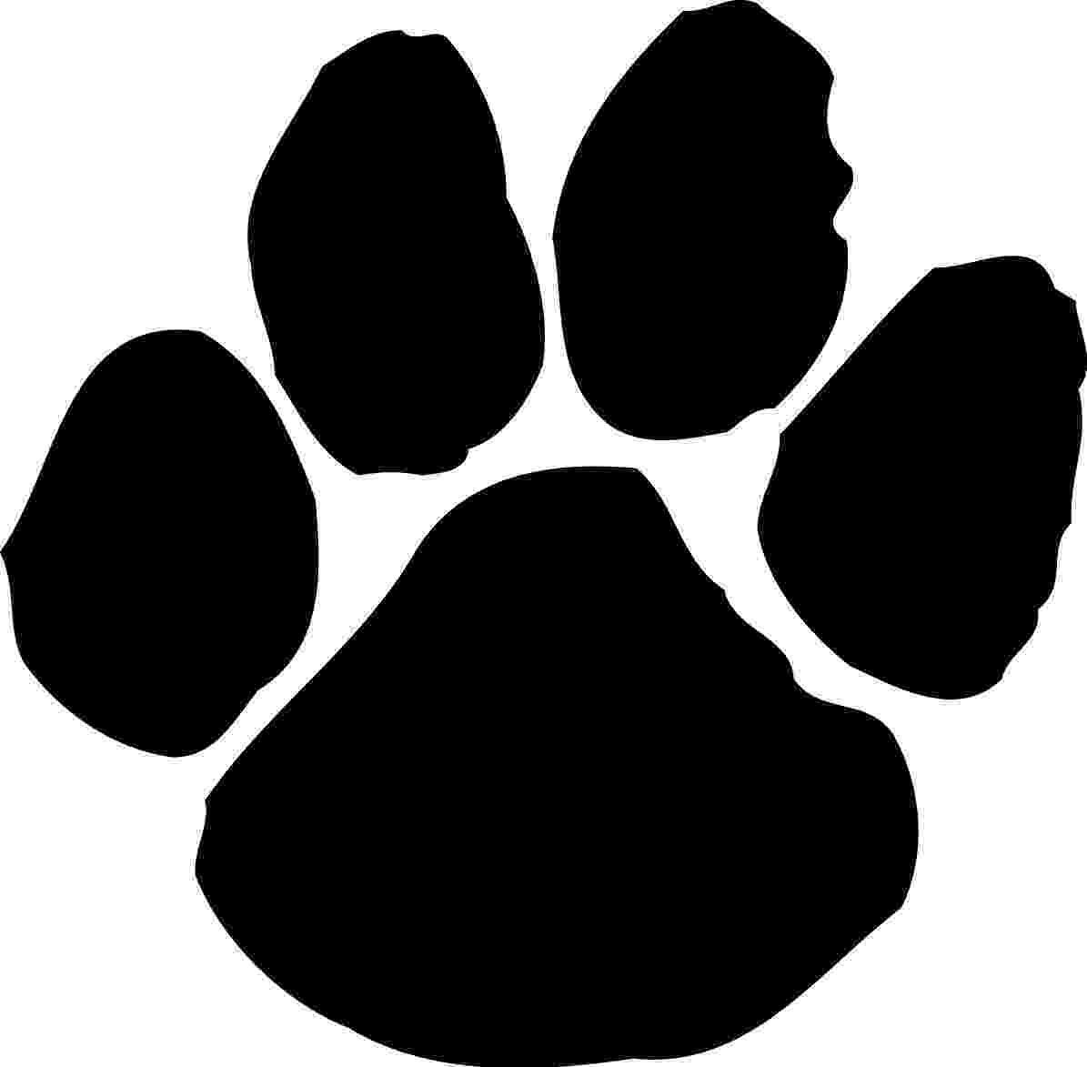 print a dog dog paw clipart clipartioncom a dog print