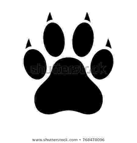 print a dog dog paw print stock images royalty free images vectors a dog print