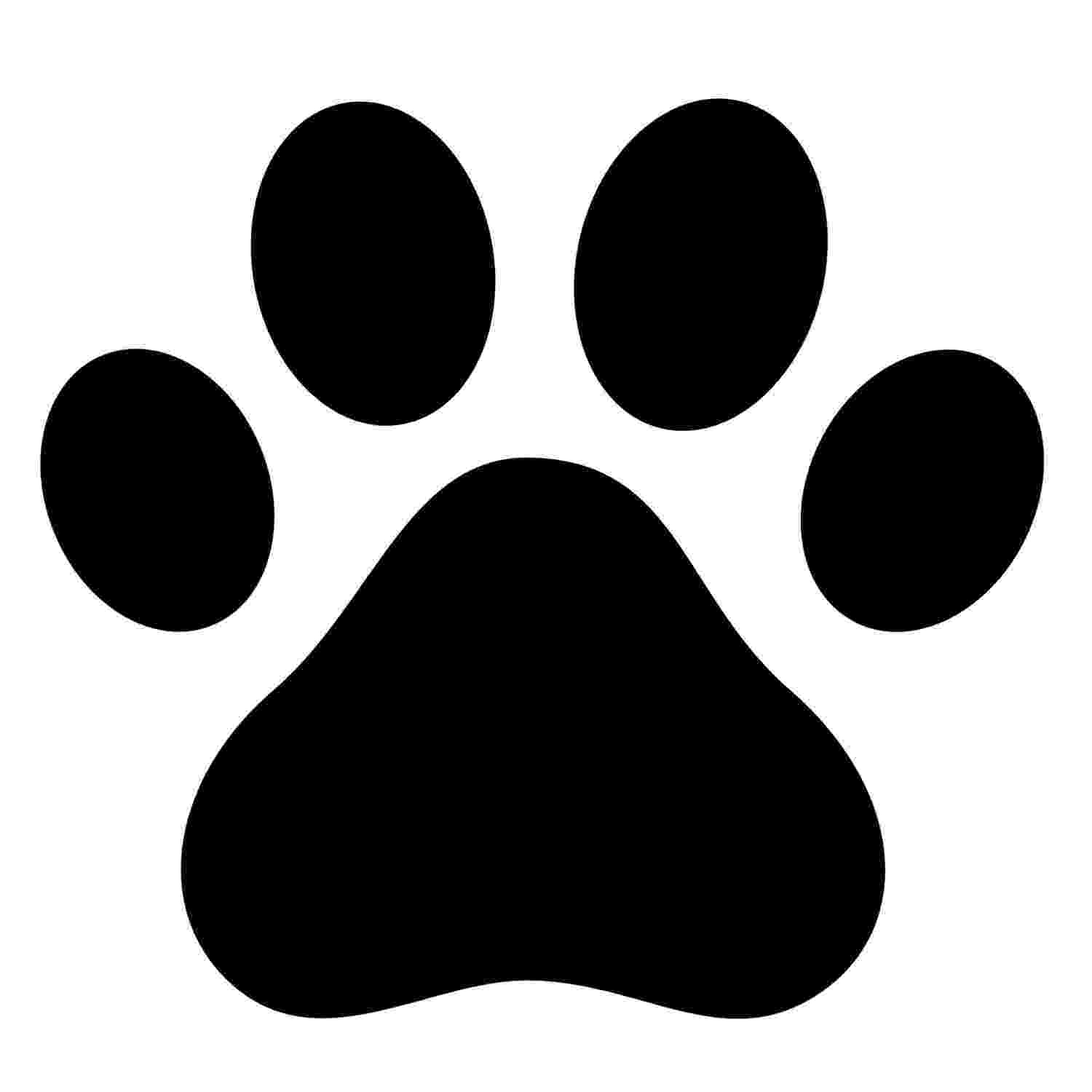 print a dog pack of 3 dog print stencils made from 4 ply mat board print a dog