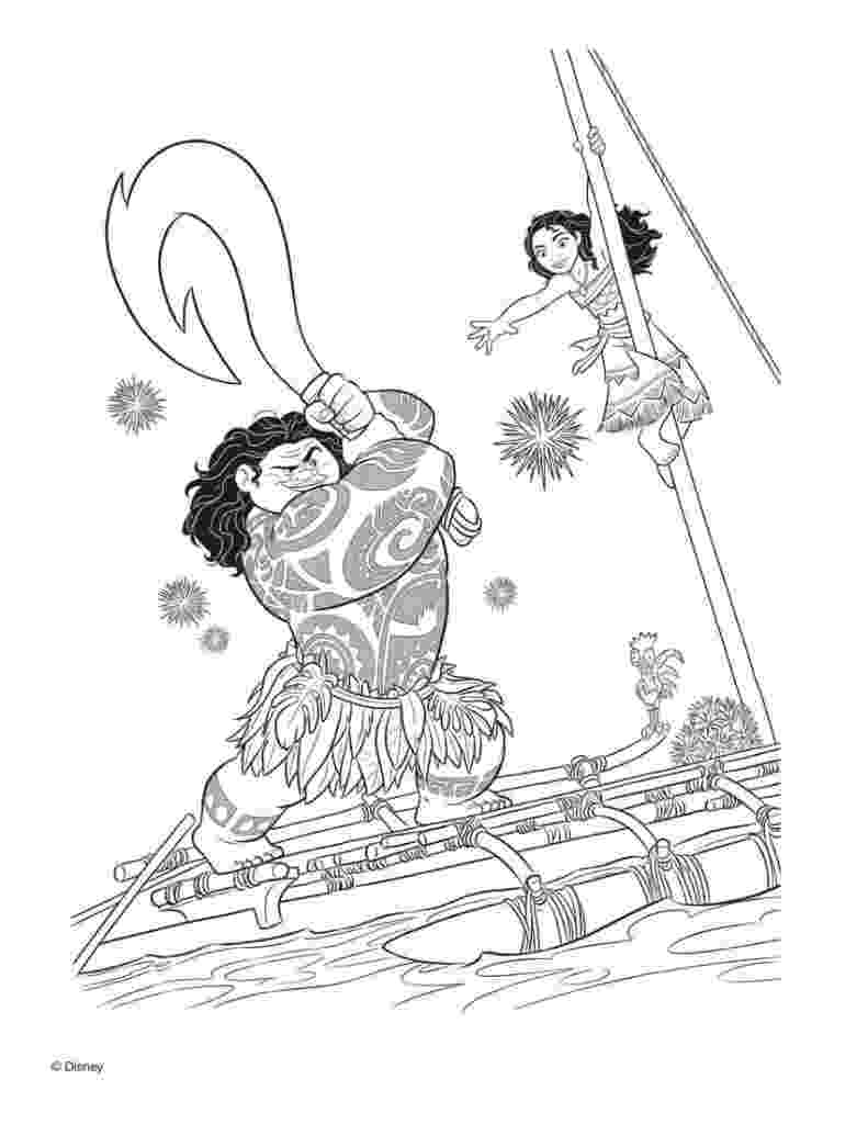 print moana coloring pages moana coloring pages best coloring pages for kids coloring print moana pages