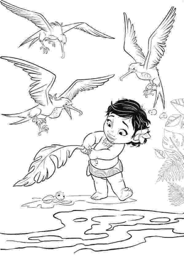 print moana coloring pages moana coloring pages best coloring pages for kids pages coloring moana print