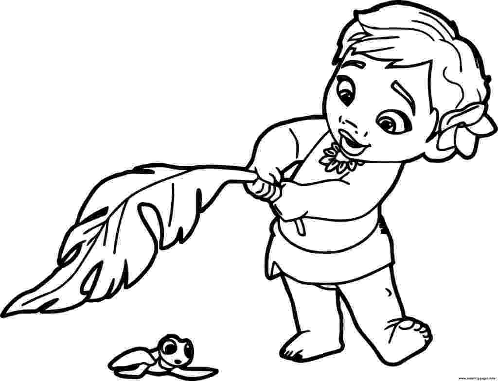 print moana coloring pages moana for children moana kids coloring pages moana print pages coloring