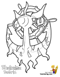 print out coloring pages potent pokemon sun printables bruxish 779 zeraora 807 pages print out coloring