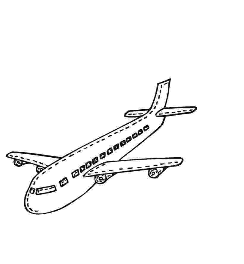 printable airplane coloring pages free printable airplane coloring pages for kids airplane pages coloring printable