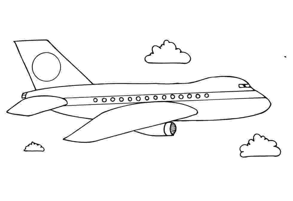 printable airplane coloring pages free printable airplane coloring pages for kids cool2bkids coloring pages airplane printable 1 1