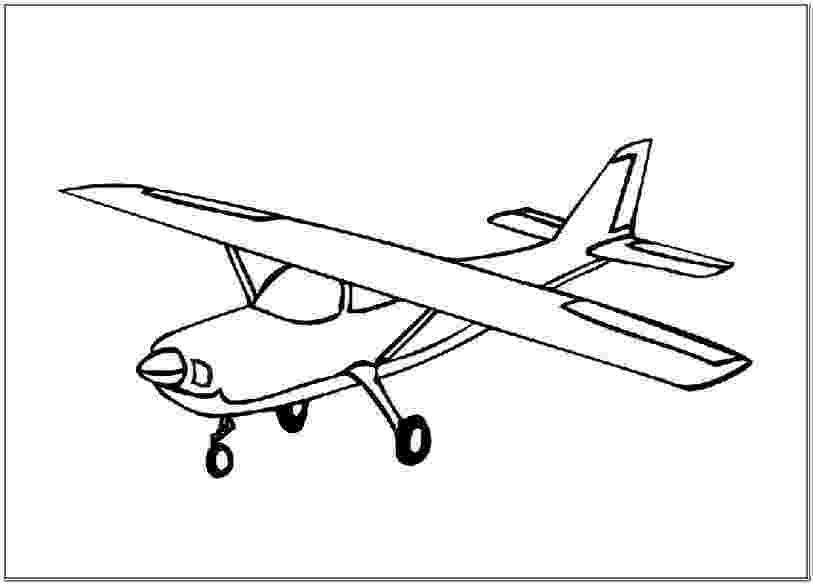 printable airplane coloring pages printable airplane coloring page for toddlers airplane pages coloring printable