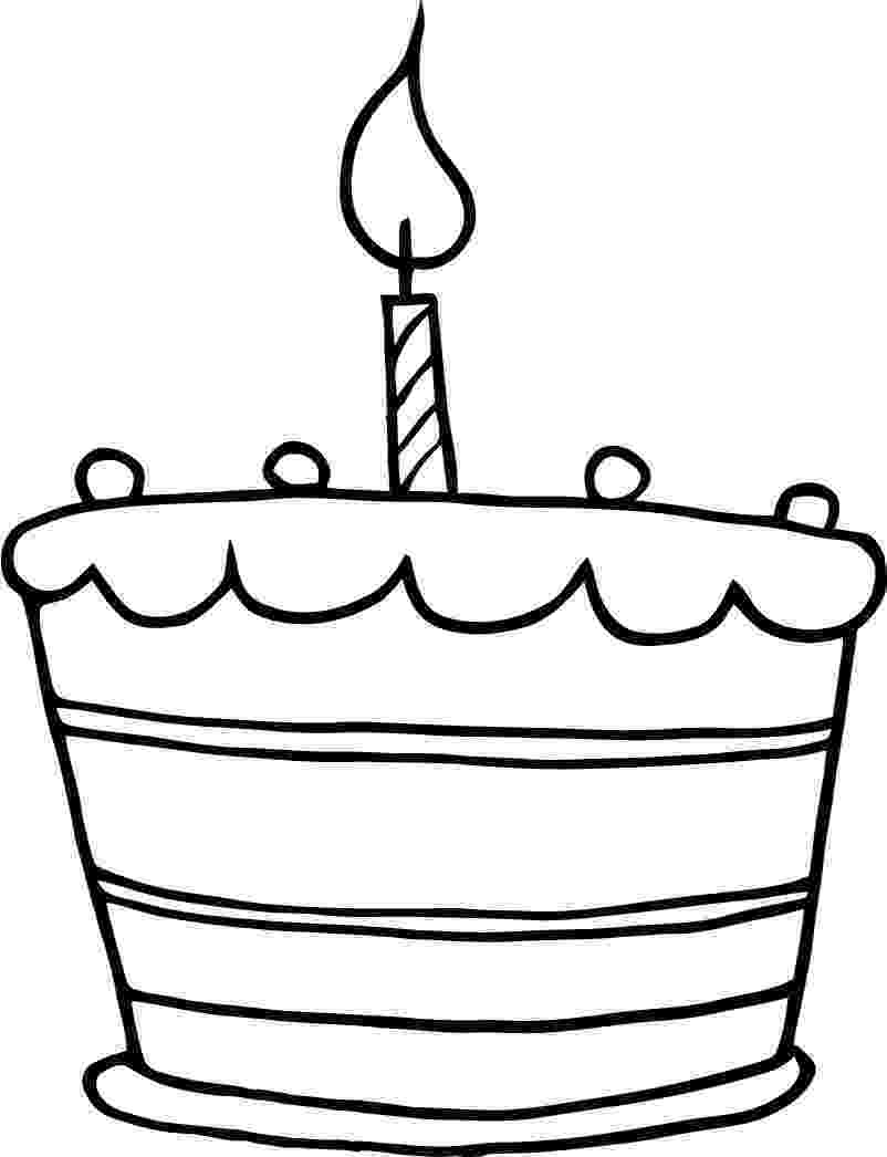 printable birthday cake images birthday cake coloring pages to download and print for free birthday cake printable images