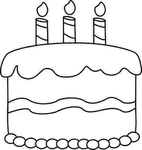 printable birthday cake images free printable birthday cake coloring pages for kids birthday printable images cake