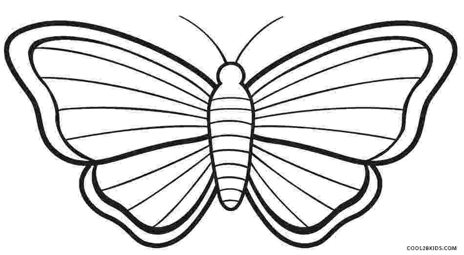 printable butterfly coloring page printable butterfly coloring pages for kids cool2bkids page butterfly printable coloring
