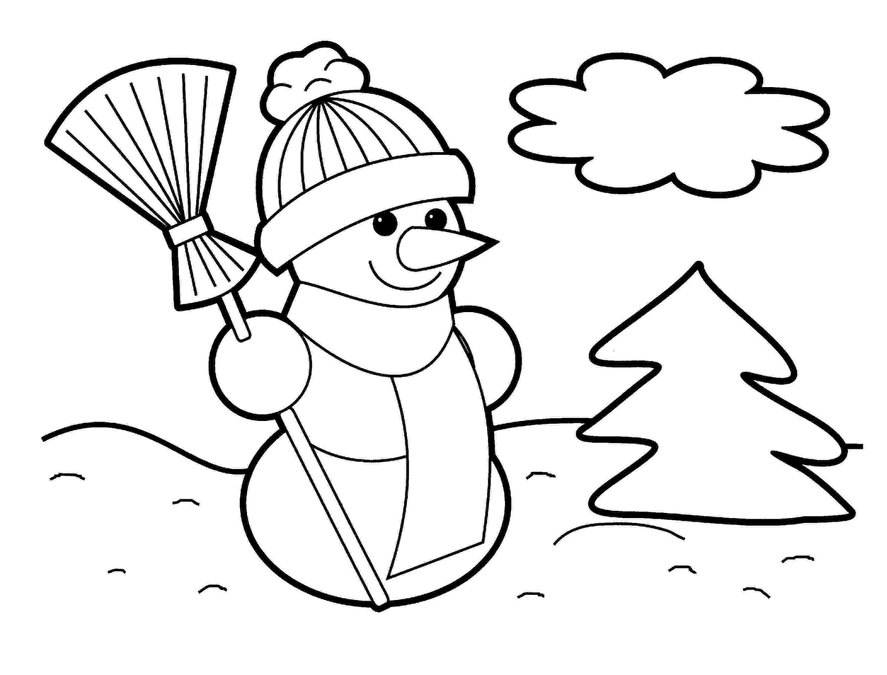 printable christmas coloring pages for kindergarten christmas coloring sheets printables easy pre k christmas pages for printable kindergarten coloring