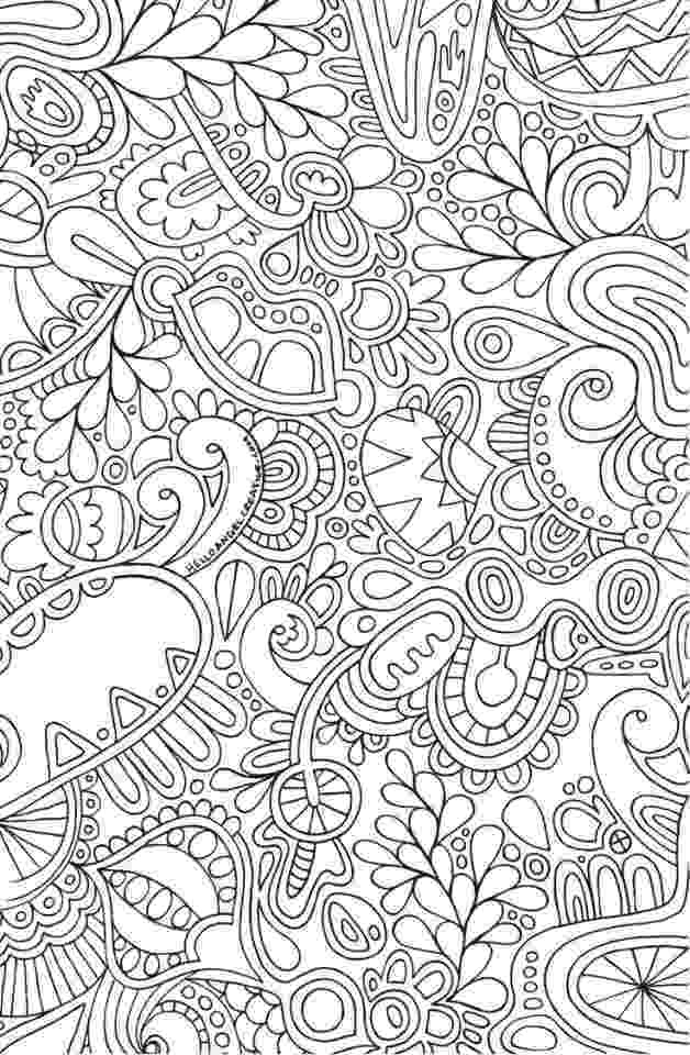 printable coloring art pages abstract flower coloring pages getcoloringpagescom coloring art printable pages