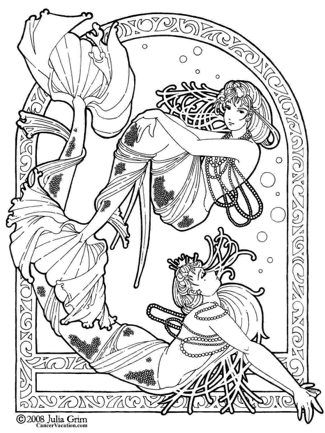 printable coloring art pages fantasy coloring pages to download and print for free coloring printable art pages