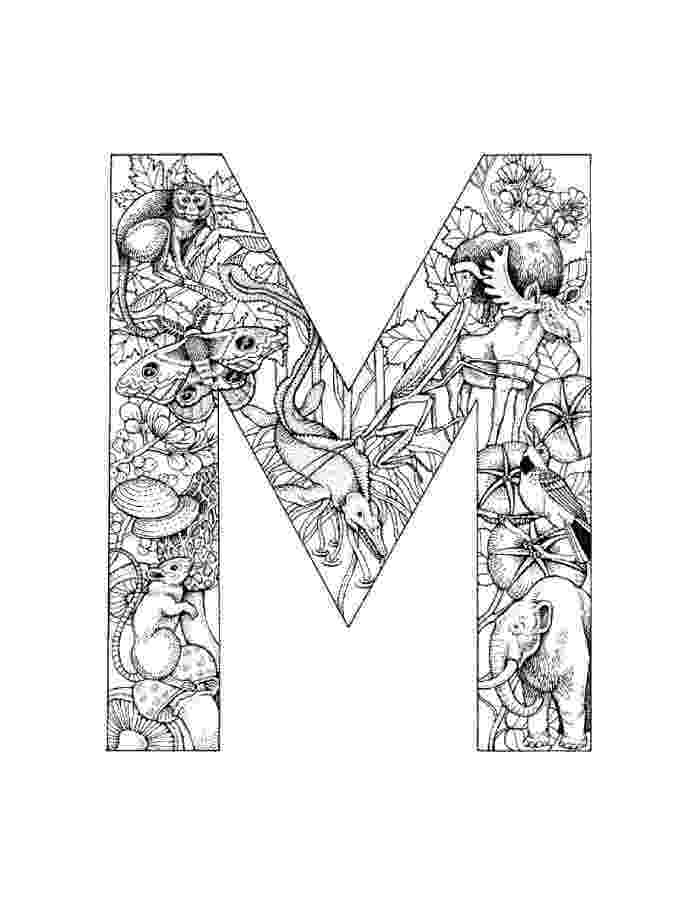 printable coloring book letters alphabet coloring pages letters coloring printable book