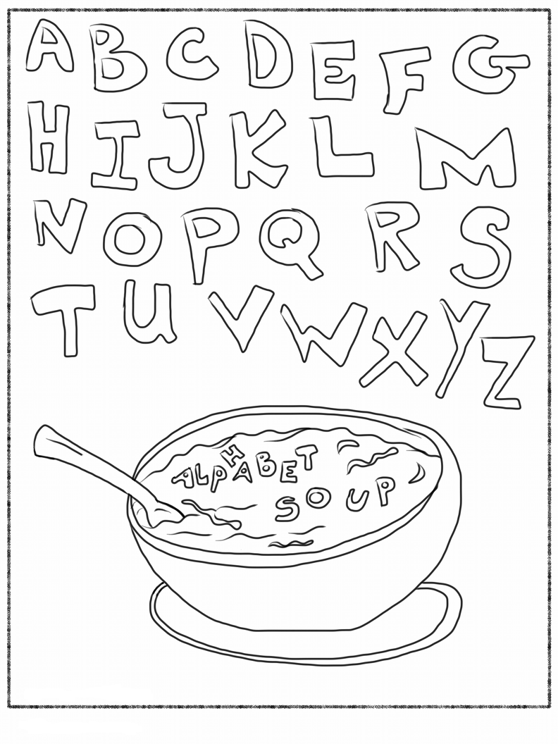 printable coloring book letters free printable alphabet coloring pages for kids best letters printable coloring book