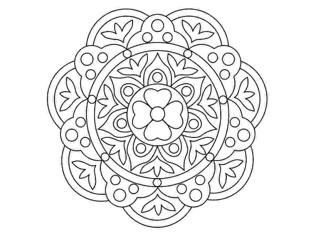 printable coloring designs free printable abstract coloring pages for adults coloring designs printable