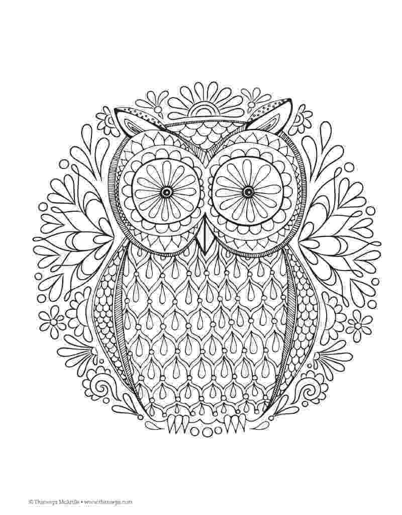 printable coloring designs free printable abstract coloring pages for adults coloring printable designs