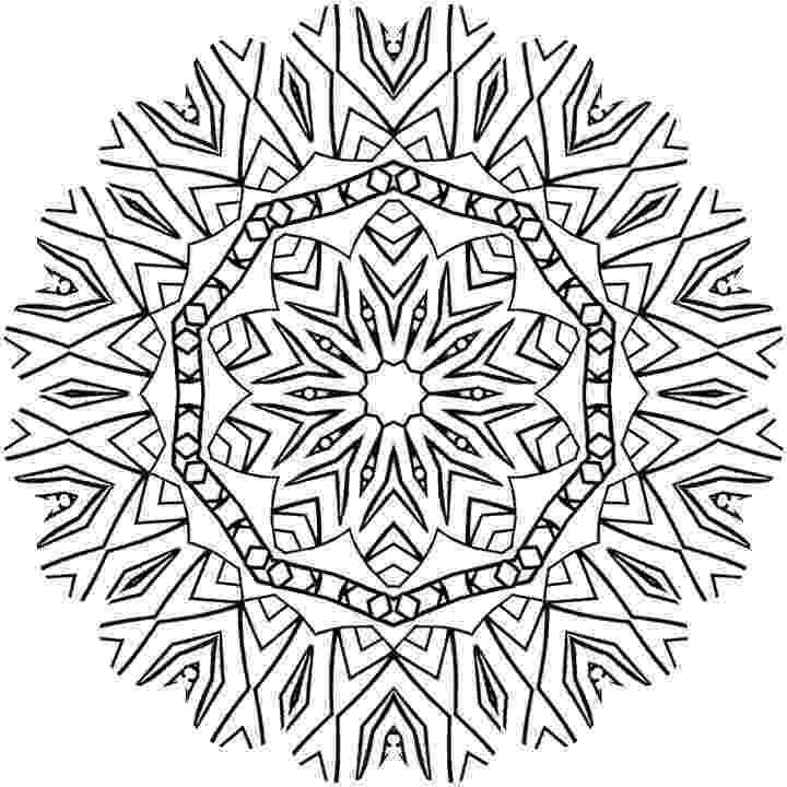 printable coloring designs printable geometric patterns geometripcom free coloring printable designs
