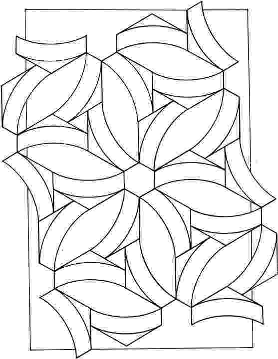 printable coloring geometric shapes free printable geometric coloring pages for kids printable coloring shapes geometric 1 2