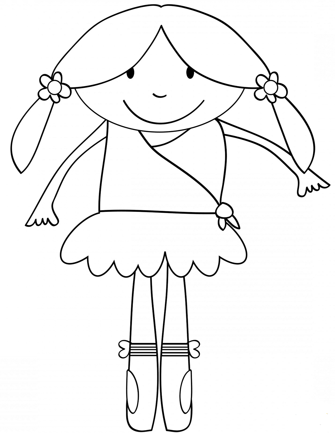 printable coloring pages ballerina printable ballet coloring pages for kids cool2bkids ballerina coloring pages printable