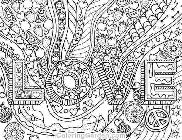 printable coloring pages for adults love easy coloring page romantic gift i love you art love adults coloring love for pages printable