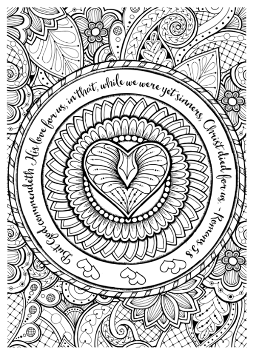 printable coloring pages for adults love power of love coloring book by thaneeya mcardle thaneeyacom pages love printable adults for coloring