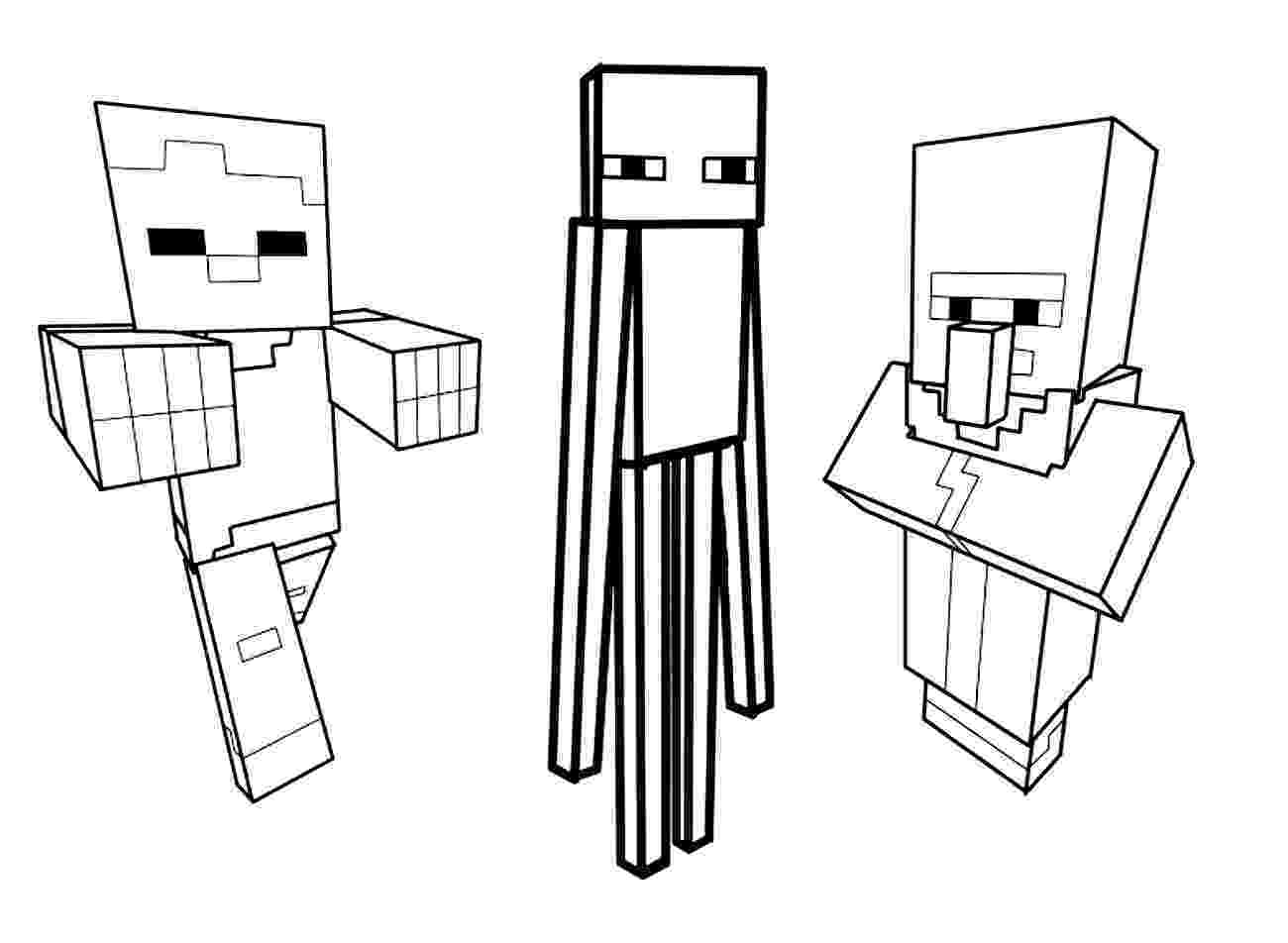 printable coloring pages minecraft 37 free printable minecraft coloring pages for toddlers minecraft pages printable coloring