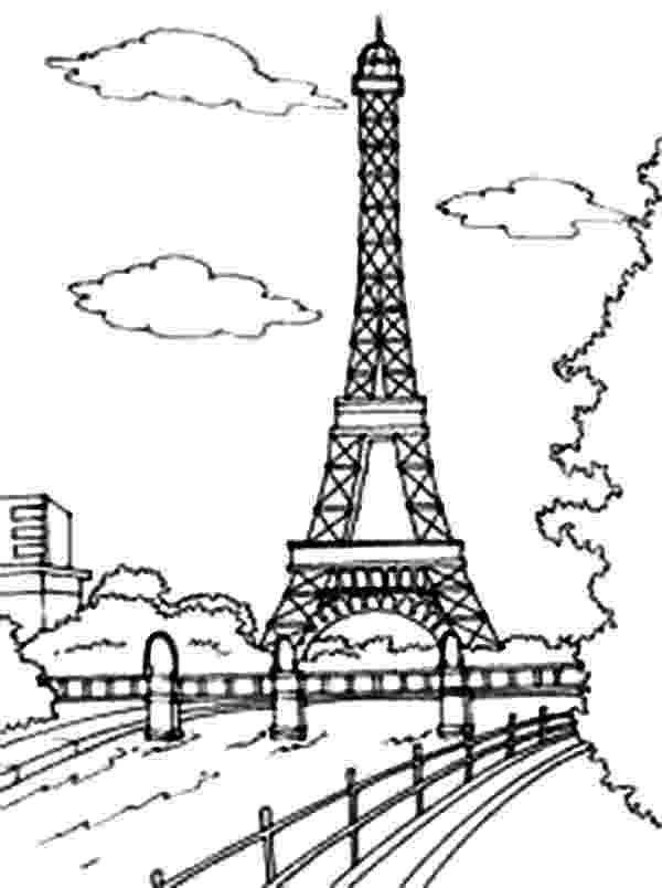 printable coloring pages paris paris printable adult coloring page from favoreads coloring pages printable paris
