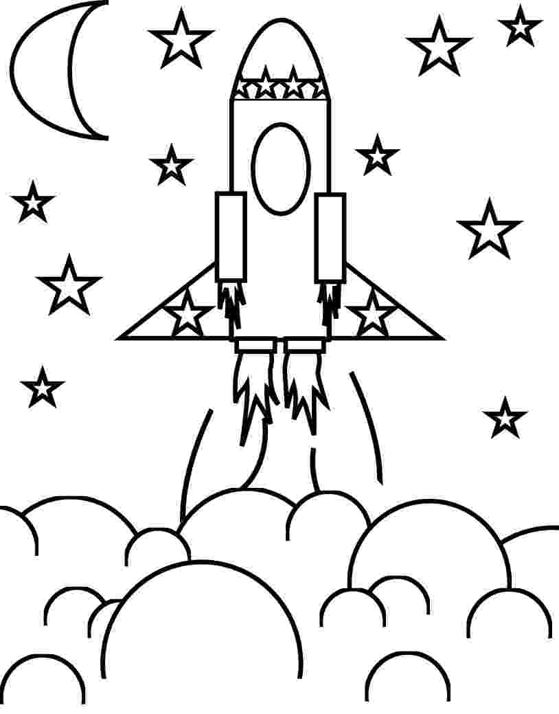 printable coloring pages rocket ship free printable rocket ship coloring pages for kids pages ship printable rocket coloring