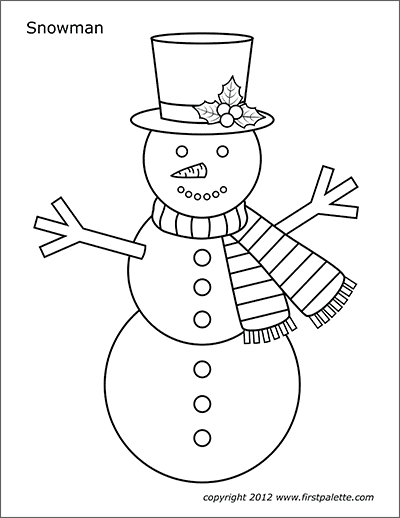 printable coloring pages snowman simple snowman coloring pages printable christmas pages snowman coloring printable