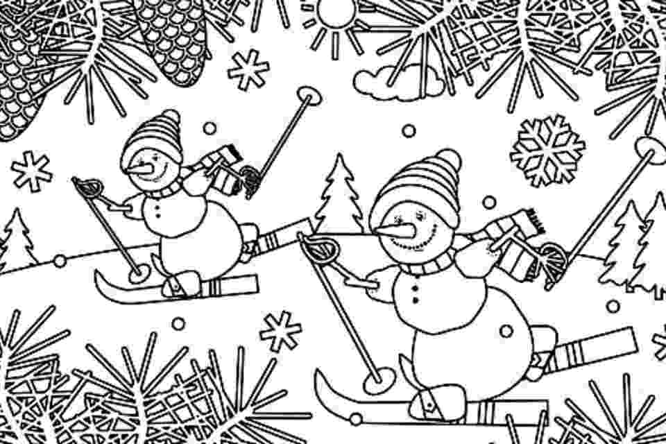 printable coloring pages snowman snowman coloring pages for kids adults 10 printable coloring pages snowman printable