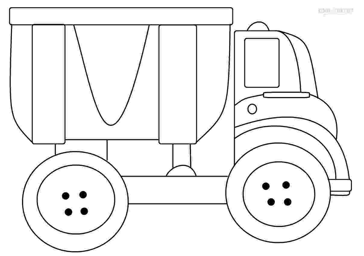 printable coloring pages trucks printable dump truck coloring pages for kids cool2bkids coloring trucks printable pages