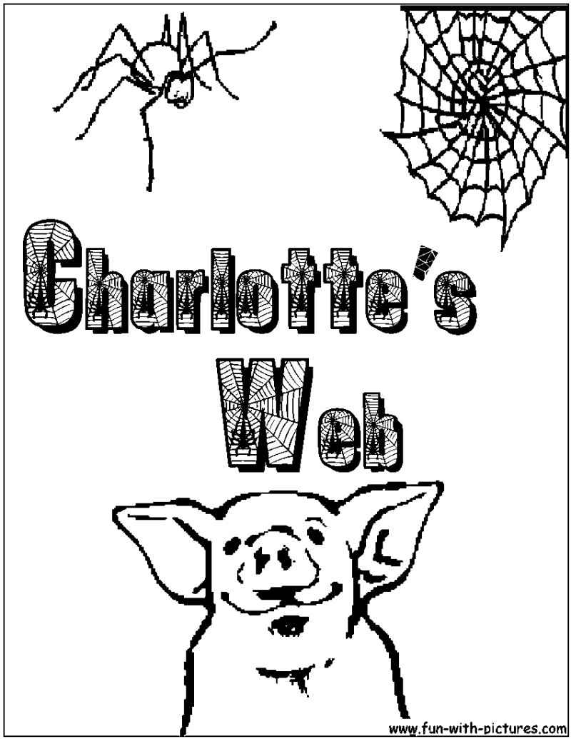 printable coloring pages websites free charlotte s web coloring pages coloring home websites printable coloring pages