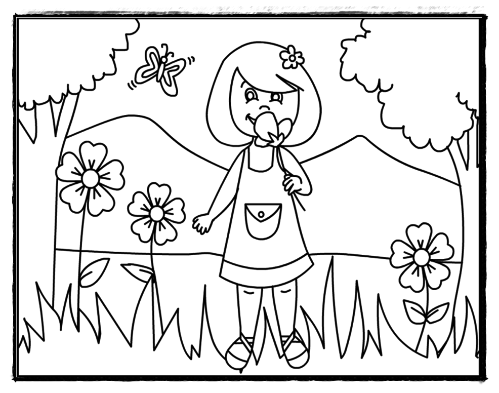 printable coloring sheets preschoolers colors coloring pages for preschool google search preschoolers coloring sheets printable