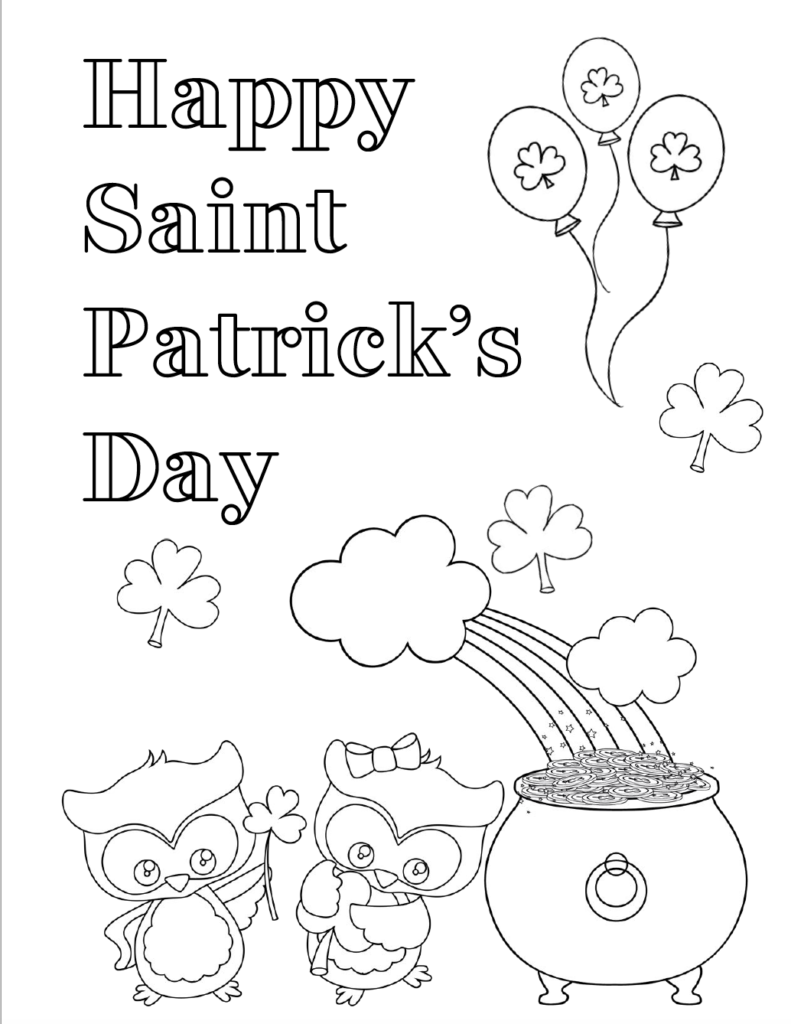 printable coloring sheets st patricks day 12 st patricks day printable coloring pages for adults printable st patricks sheets day coloring