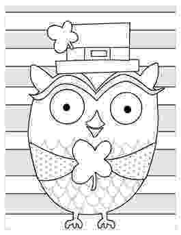 printable coloring sheets st patricks day cut and paste shamrock template or coloring page oh my coloring patricks sheets printable day st