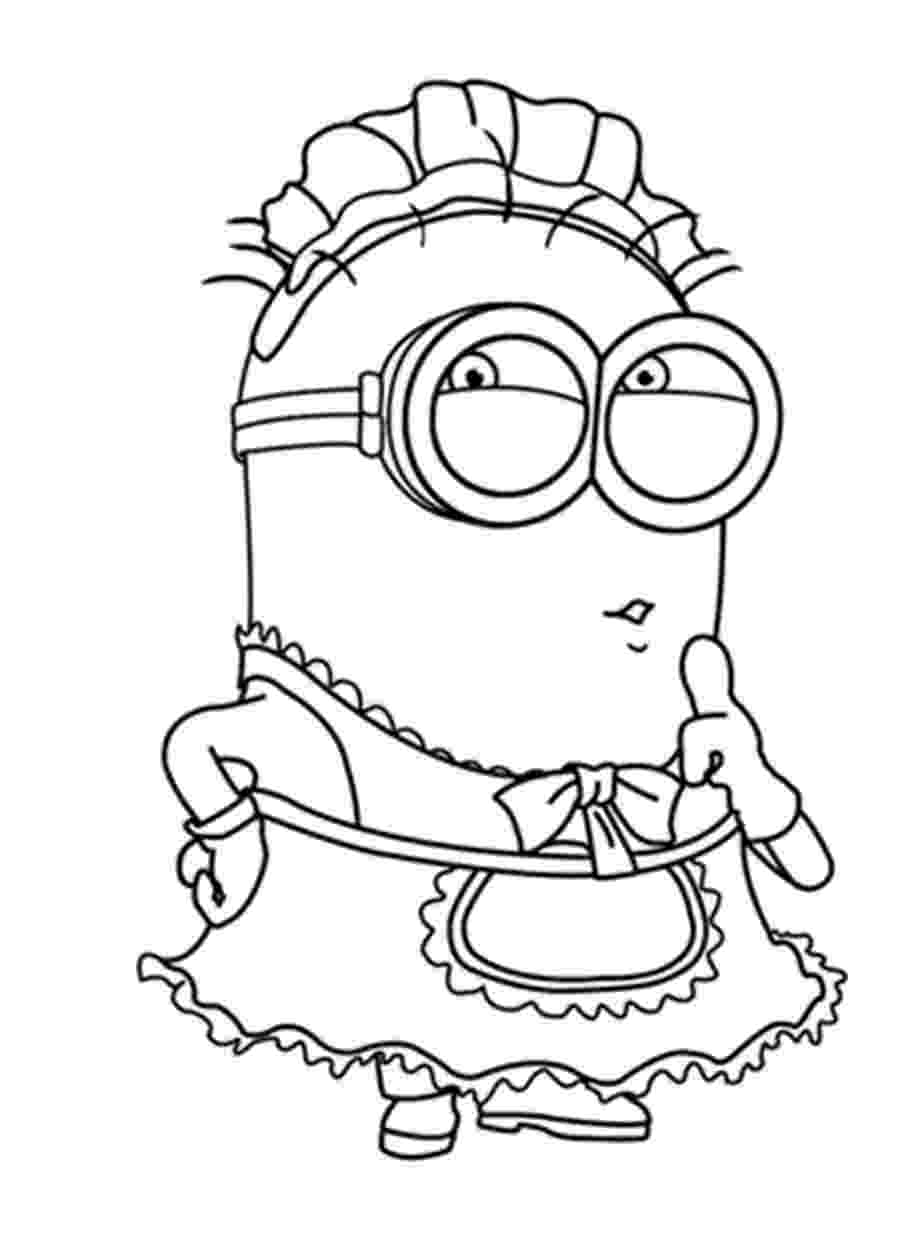 printable colouring pages minions download and print one eye minion despicable me coloring printable pages minions colouring