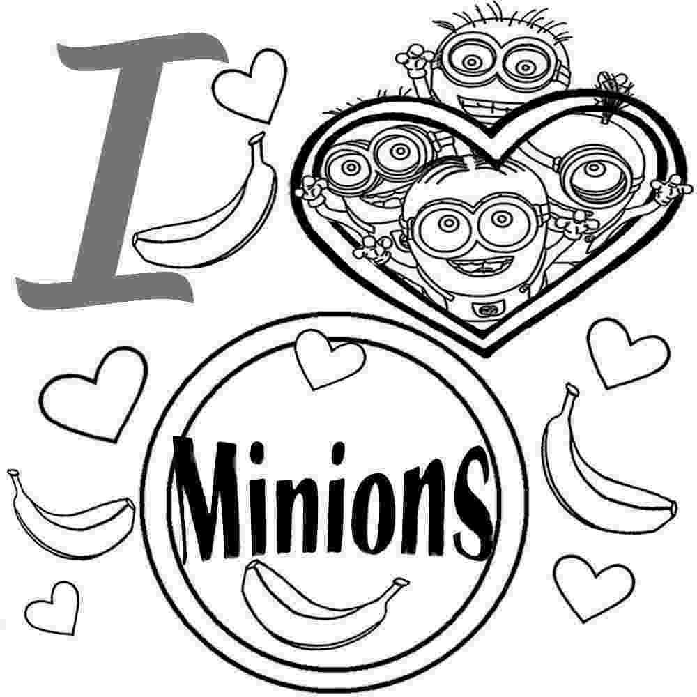 printable colouring pages minions minion coloring pages fotolipcom rich image and wallpaper minions pages colouring printable