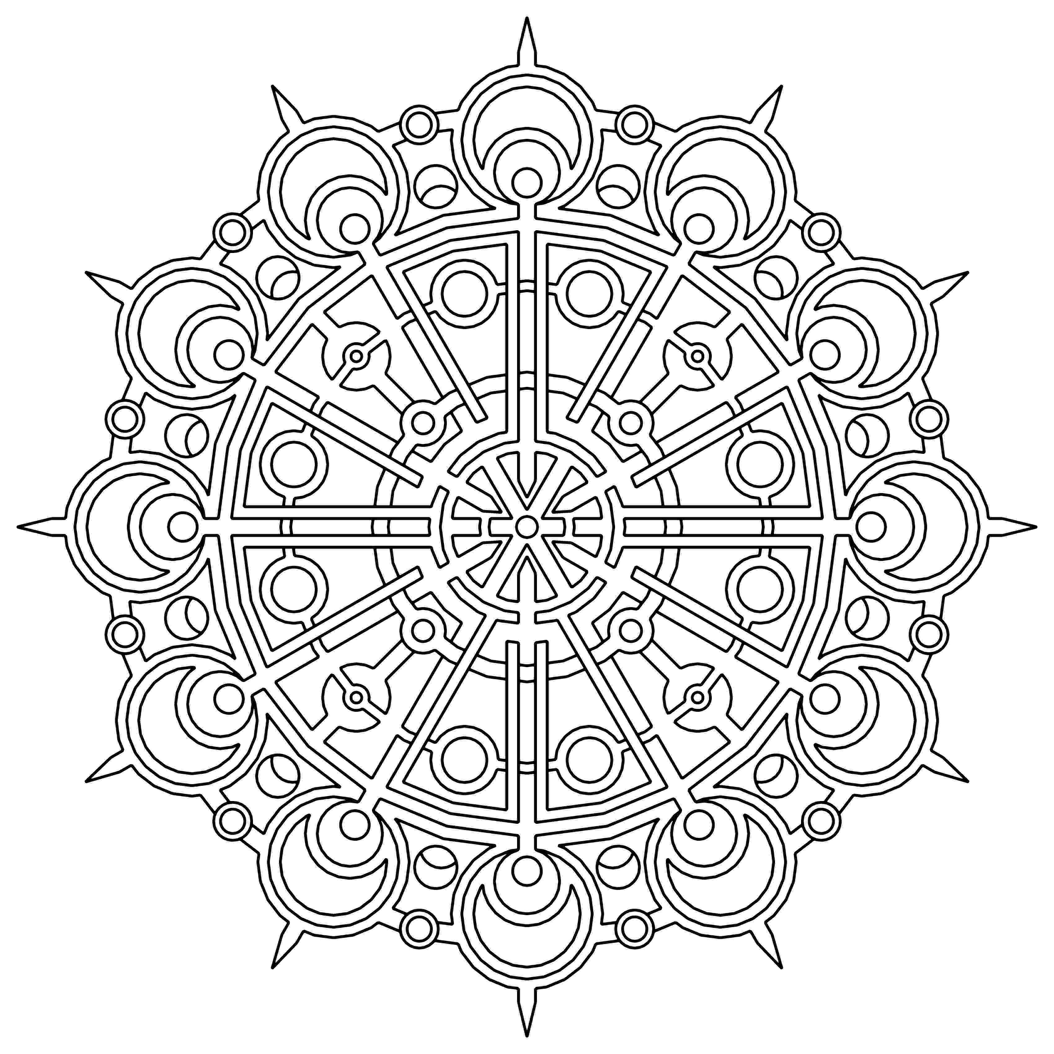 printable colouring patterns free printable geometric coloring pages for kids patterns colouring printable