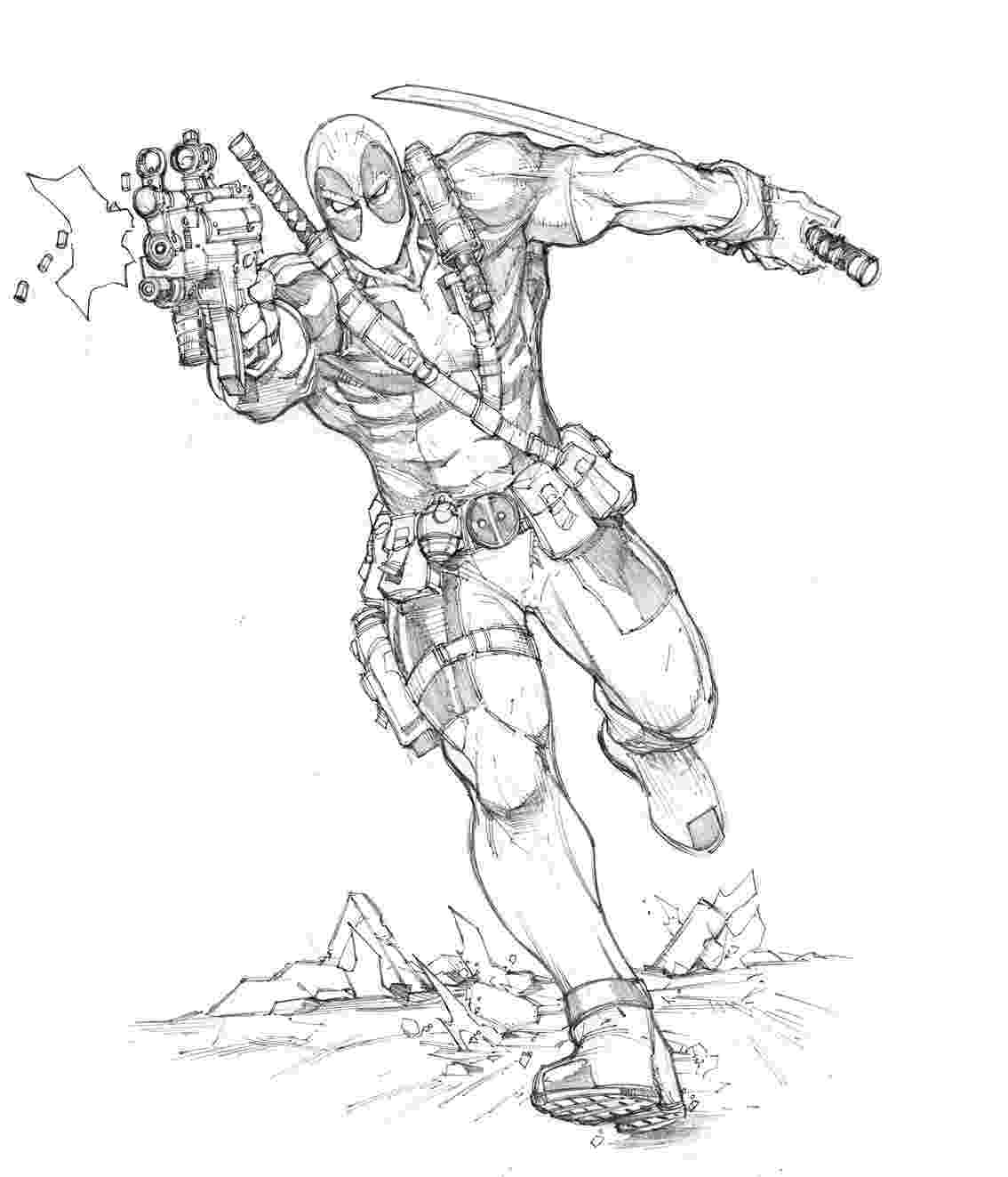 printable deadpool coloring pages deadpool 2016 coloring page free printable coloring pages pages printable coloring deadpool