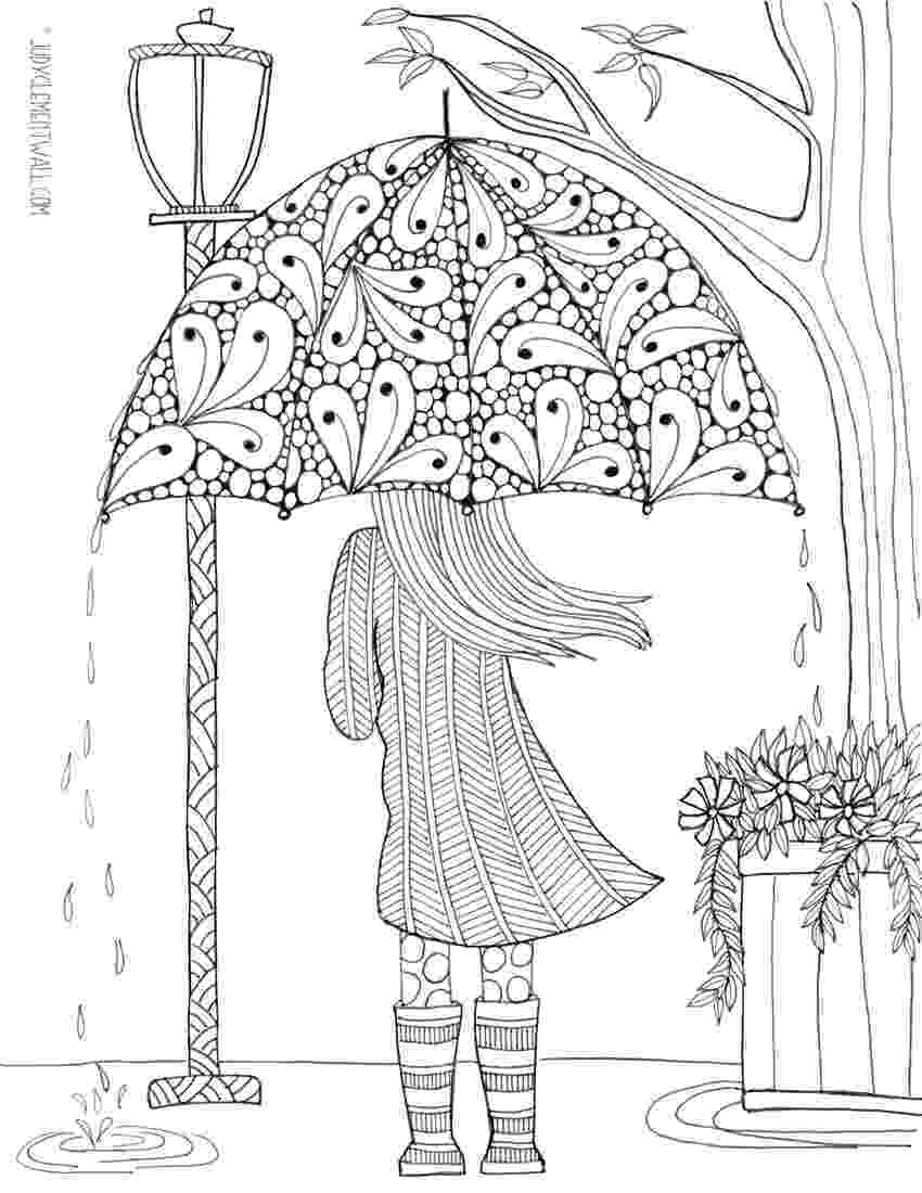 printable detailed coloring pages scandinavian coloring book pg 57 printable adult coloring pages detailed printable