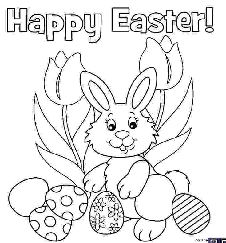 printable easter bunny cute easter bunny coloring pages getcoloringpagescom printable easter bunny