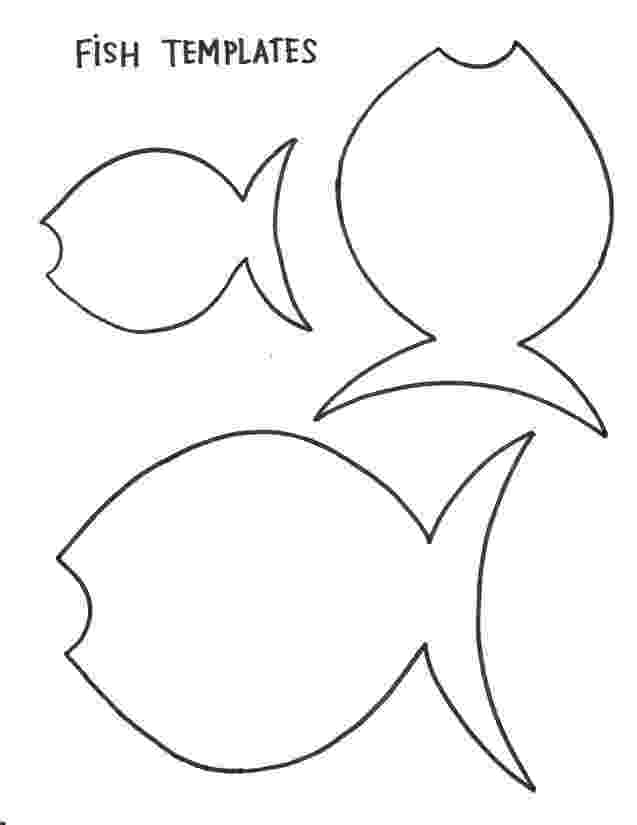 printable fish template fish pattern could not find the printable printables fish printable template