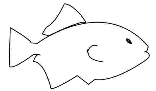 printable fish template printable fish pattern template thứ cần mang pinterest fish printable template