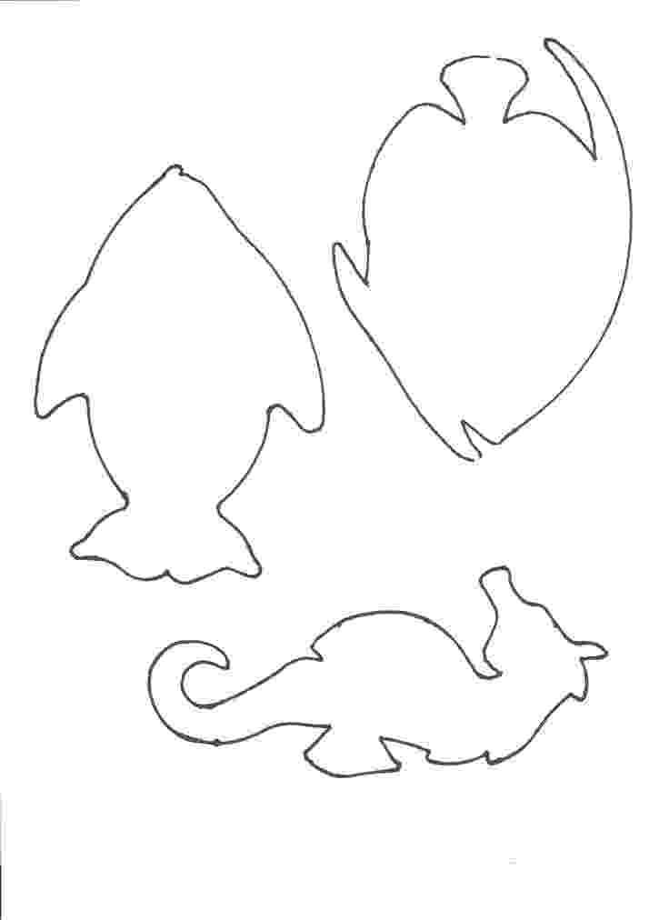 printable fish template printable fish templates for kids preschool fish shapes fish printable template