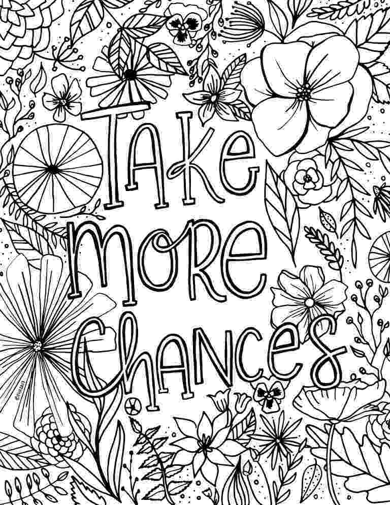 printable flower coloring pages for adults free encouragement flower coloring page printable fox for printable adults flower coloring pages
