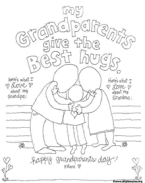printable grandparents day cards to color grandparents day crafts grandparents coffee and coffee printable grandparents color to day cards